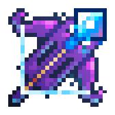 氷のクロスボウ